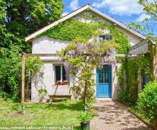 Gite met zwembad te huur in Saone et Loire voor uw vakantie in Oost-Frankrijk.