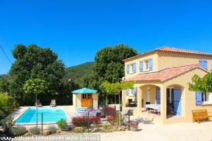 Huis te huur in Ardeche is geschikt voor gezinnen met kinderen in Midden-Frankrijk.