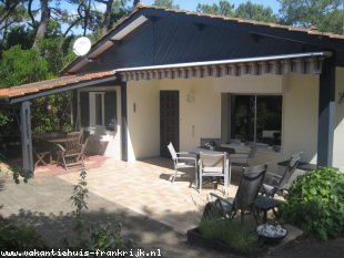 Vakantiehuis in Margaux