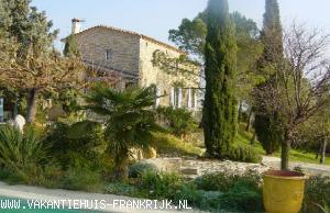 Vakantiehuis: Villa Saint Roman te huur voor uw vakantie in Gard (Frankrijk)