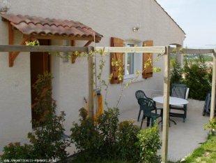 Vakantiehuis: Vakantiehuis (Gite) te huur voor 2 volwassenen , in Zuid Frankrijk. te huur in Aude (Frankrijk)
