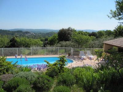 Vakantiehuis: Heerlijk huis met zwembad en prachtig uitzicht in Provence te huur voor uw vakantie in Var (Frankrijk)