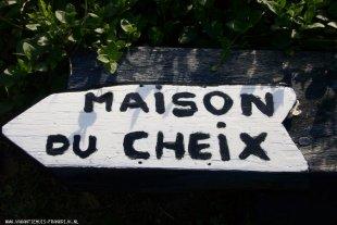 Maison du Cheix <br>Welkom in onze gîte