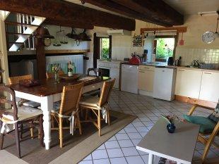 De keuken Alle benodigde apparatuur is aanwezig