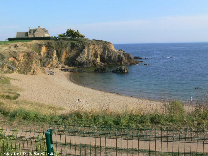 Vakantiehuis: Appartement 30m van zee in le Pouldu, Bretagne te huur voor uw vakantie in Finistere (Frankrijk)