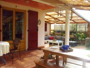 veel buitenleefruimte op de veranda's