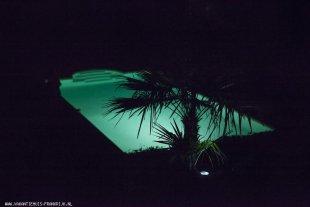privé zwembad 10x5 mtr tot 1.80 meter diep
