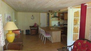 Kamer met open keuken