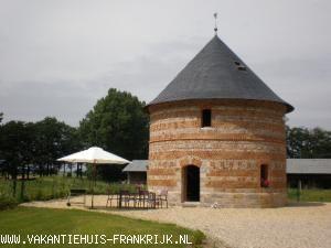 Huis te huur in Seine Maritime en geschikt voor een vakantie in Noord-Frankrijk.