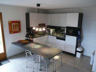 Keuken appartement Noord