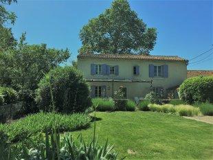 Vakantiehuis: Vrijstaand vakantiehuis op landgoed van wijnkasteel. te huur in Aude (Frankrijk)