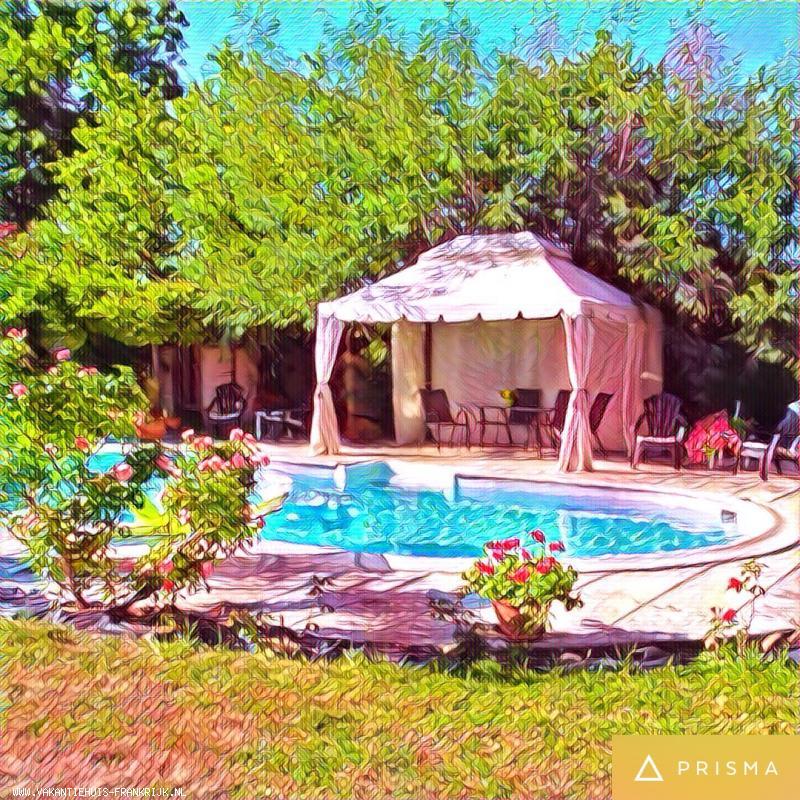 Vakantiehuis: Gite te huur in het zuidwesten van Frankrijk met heerlijk zwembad te huur voor uw vakantie in Gers (Frankrijk)