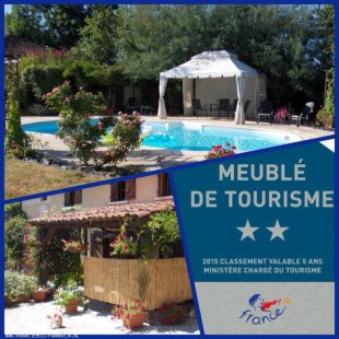 NEW! 2 star classification with the French Tourist Office <br>NEW! 2 star classification with the French Tourist Office