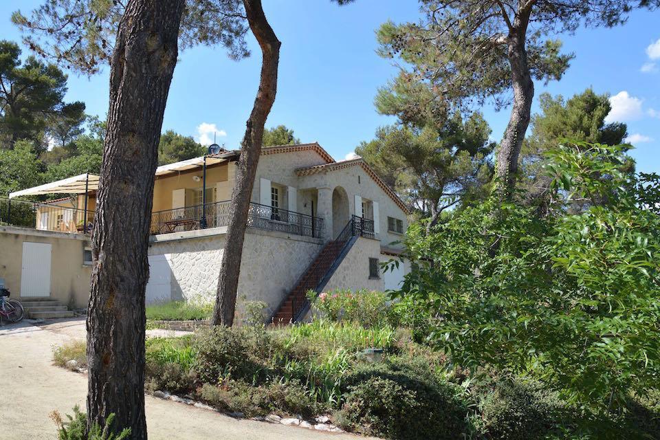 Vakantiehuis: Vrijstaand vakantiehuis met verwarmd prive zwembad in de Provence Zuid-Frankrijk te huur voor uw vakantie in Vaucluse (Frankrijk)