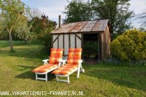 vakantiehuis Calvados Basse Normandie 2
