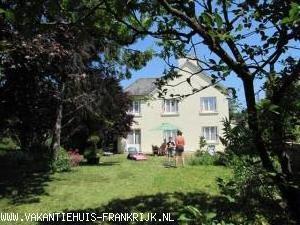 Vakantiehuis: Vakantiehuis in de buurt van Dinan, gelegen in een mooie landelijke omgeving te huur voor uw vakantie in Cotes d'Armor (Frankrijk)