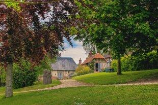 Vakantiehuis: Karakteristieke authentieke boerderij met alle comfort tussen de heuvels van het Normandische platteland, ideaal voor gezin met kinderen te huur in Calvados (Frankrijk)