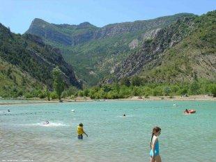 zwemmeer op loopafstand van Cabanon