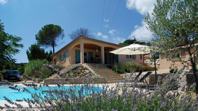 Vakantiehuis: Vakantiewoning Anduze Languedoc-Rousillon Gard Zuid-Frankrijk vakantievilla l'Esprit du Sud Frankrijk te huur voor uw vakantie in Gard (Frankrijk)