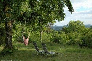uitzicht vanuit je luie stoel