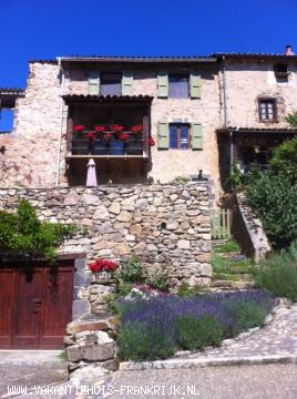 Vakantiehuis: L'Un des plus beaux villages de France te huur voor uw vakantie in Haut Loire (Frankrijk)