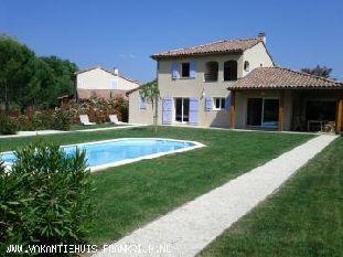 Huis te huur in Ardeche en geschikt voor een vakantie in Midden-Frankrijk.
