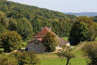 Huis te huur in Haute Marne en geschikt voor een vakantie in Noord-Frankrijk.