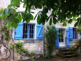 Afsluitbare luiken van de keuken, achterdeur en woonkamer