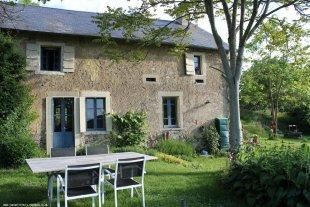 Domaine de Sanglier: vanuit de achtertuin