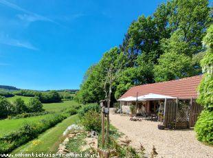 Vakantiehuis in Saint pierre de frugie