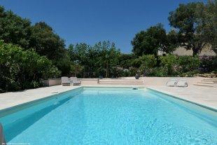 Een heerlijk verwarmd zwembad