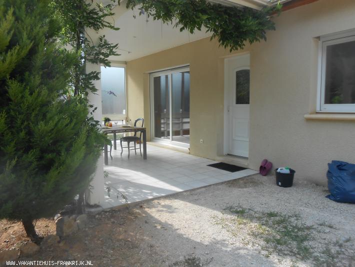 Vakantiefoto 39 s vakantieverblijf huis nr 7728 - Terras van huis ...