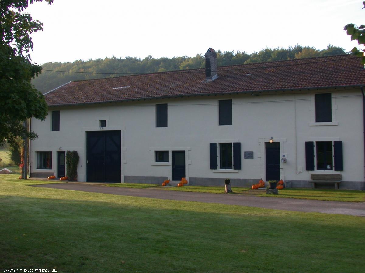 Vakantiehuis: Vakantiehuis Frankrijk, natuur, rust, genieten. te huur voor uw vakantie in Meuse (Frankrijk)