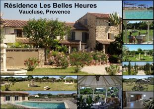 Vakantiehuis in Saumane de Vaucluse Provence
