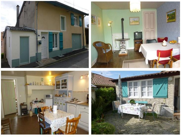 Huizen Verhuur Frankrijk : Frankrijk te koop: meuse natuurstenen woning in valleidorp aan de maas
