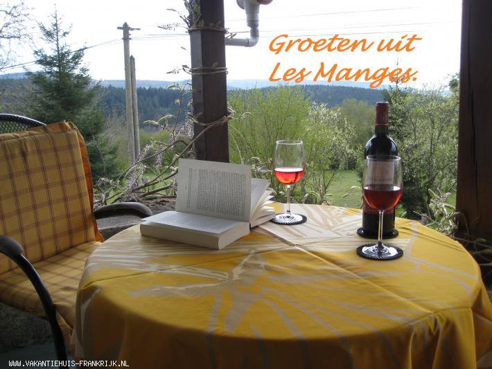 Vakantiehuis: Vakantiehuis Les Manges te huur voor uw vakantie in Nievre (Frankrijk)