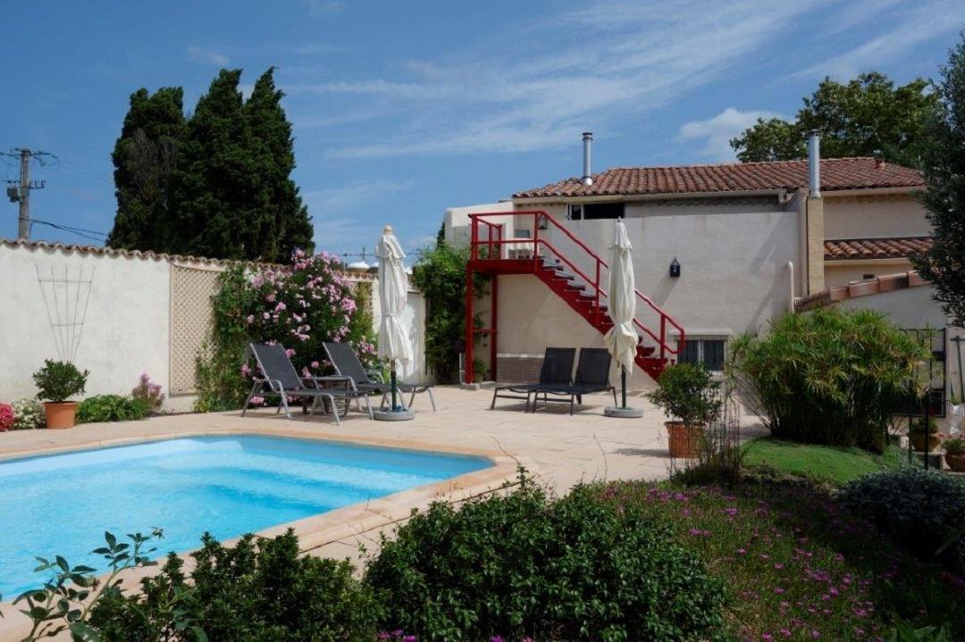 Vakantiehuis: KARAKTERISTIEKE ZEER RUIME EN COMFORTABELE LOFT  (100 m2) )  met privé  terrassen en privé zwembad in Zuid Frankrijk. te huur voor uw vakantie in Aude (Frankrijk)