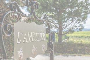 Welkom in l'Ametlier L'Ametlier betekent de amandelboom in het Occitaans.
