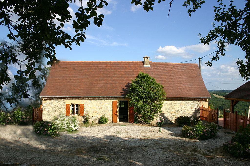Vakantiehuis: Ferme La Besse a Place to Be,<br />Ferme La Besse heeft een uitzonderlijke uitzicht.Hier kunt u genieten van u rust te huur voor uw vakantie in Dordogne (Frankrijk)