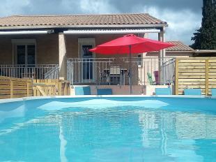 Huis te huur in Herault is geschikt voor gezinnen met kinderen in Zuid-Frankrijk.