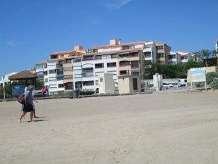 Het strand daar loop je zo naar toe