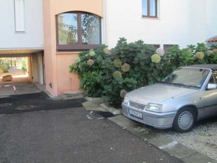 Ruime parkeergelegenheid