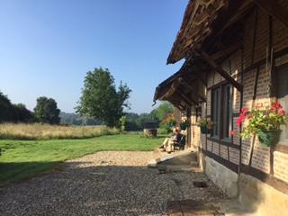 Vakantiehuis: Knap gerestaureerde authentieke Bressaanse boerderij. te huur voor uw vakantie in Saone et Loire (Frankrijk)
