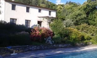 Villa in OLARGUES in Zuid-Frankrijk te huur.