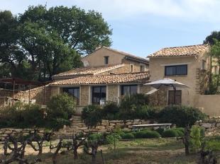 Vakantiehuis: Prachtig gerestaureerde mas voor 6 tot 10 personen in Piégon (vlakbij Vaison-la-Romaine) met verwarmd privé zwembad