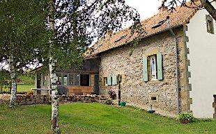 Frankrijk te koop saint hilaire woonhuis met schuur en for Woonhuis met stallen