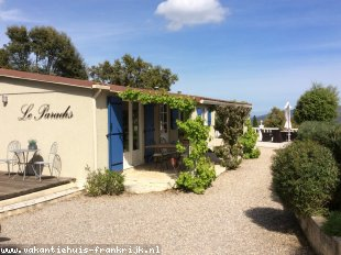 "Vakantiehuis: Petite Maison ""Le Paradis"" te huur in Var (Frankrijk)"