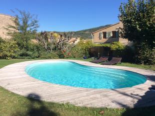 Vakantiehuis in Buis Les Baronnies