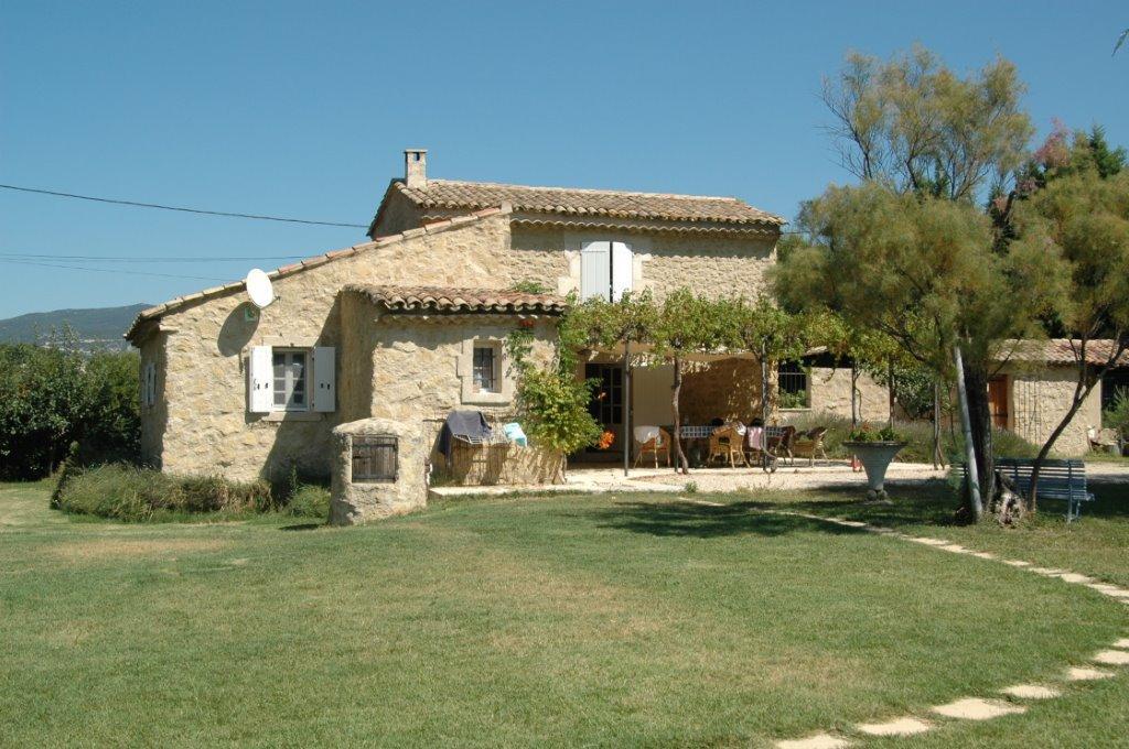 Vakantiehuis: Heerlijk vakantiehuis met veel privacy te huur voor uw vakantie in Vaucluse (Frankrijk)