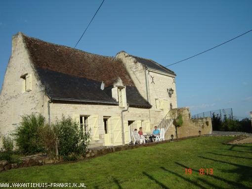 Vakantiehuis: Vakantiewoning Loire: Boerderij Indre et Loire Centre te huur. te huur voor uw vakantie in Indre et Loire (Frankrijk)